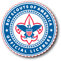Boy Scouts of America Offcial Licensee